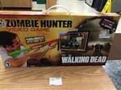 Handheld Game WALKING DEAD ZOMBIE HUNTER GAME
